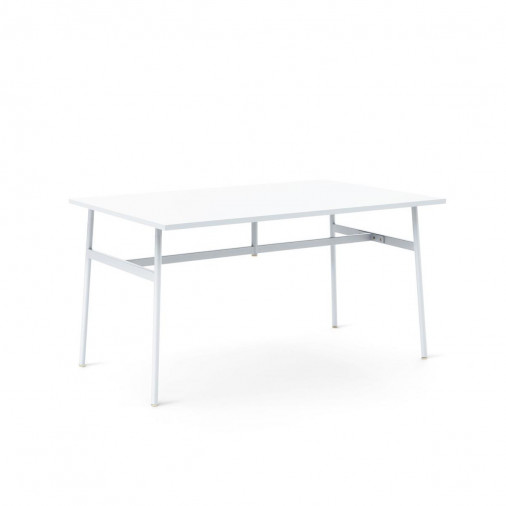 Biały stół Union 140 x 90 Normann Copenhagen