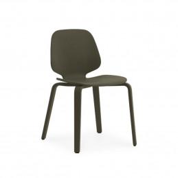 Ponadczasowe krzesło My Moss Normann Copenhagen