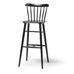 Krzesło barowe Ironica ocean blue TON