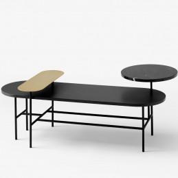 Inspirujący stolik Palette JH7 &Tradition