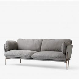 Miękka sofa Cloud LN3.2 &Tradition