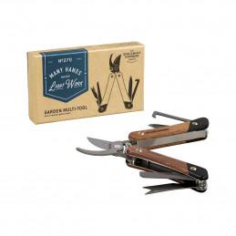 Kieszonkowe narzędzie wielofunkcyjne Garden Multi-Tool Wild & Wolf