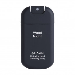 Antybakteryjny spray Pocket Wood Night  Haan
