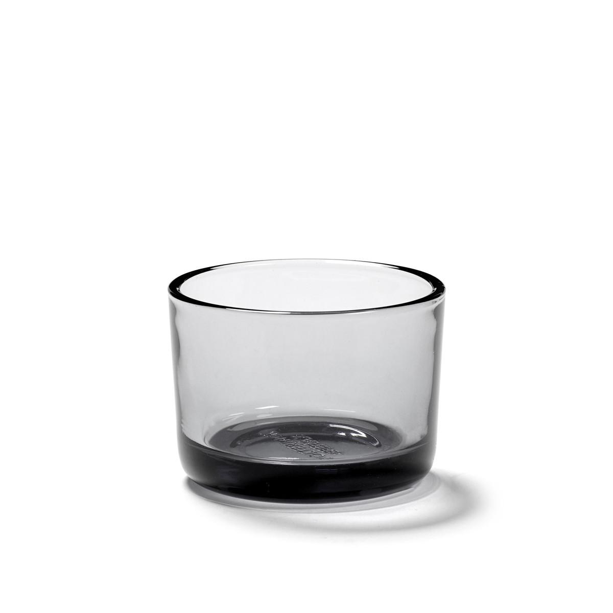 Prosta niewielka szklanka Tumbler Heii Wolterinck poj. 12 ml Serax