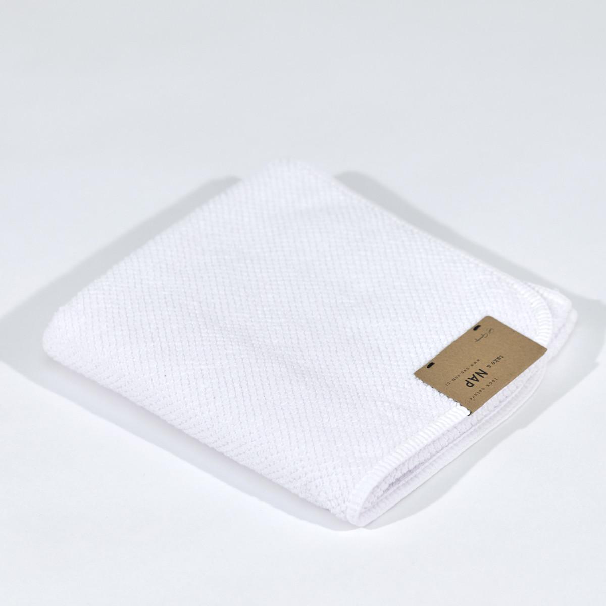 Ręcznik Bee Waffle White 30x50