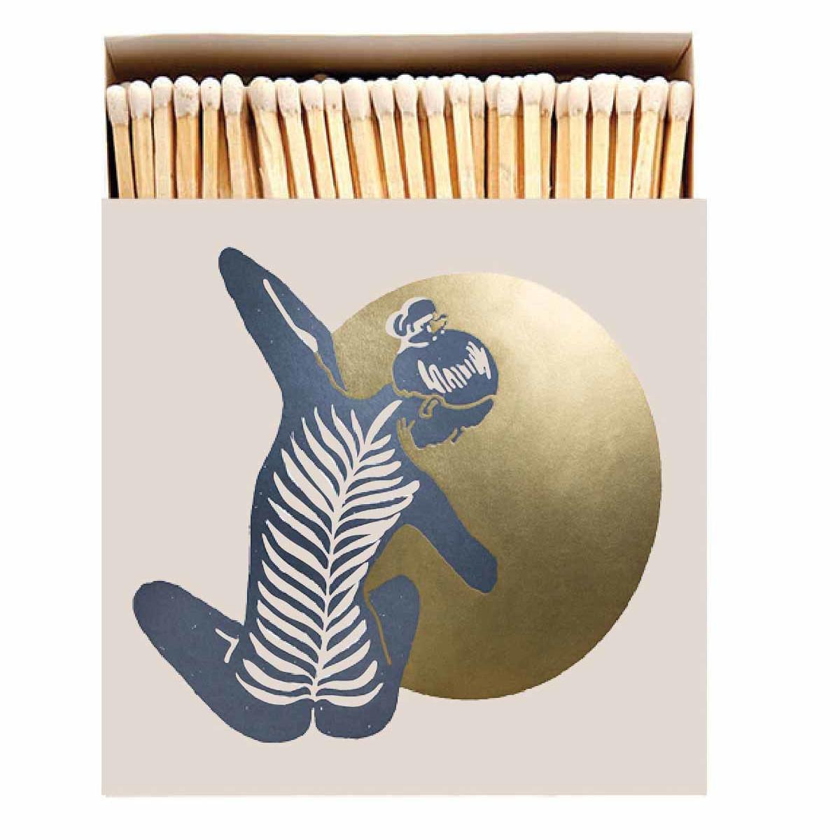 Zapałki Yoga Matchbox Archivist