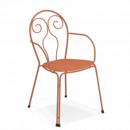 Solidny fotel ogrodowy Caprera 931 Emu