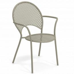 Stalowy fotel ogrodowy Sole 3403 Emu