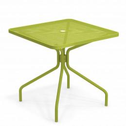 Zielony stolik ogrodowy Cambi 801 Emu