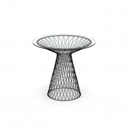 Stolik ogrodowy okrągły Heaven 493 + 493/V Emu