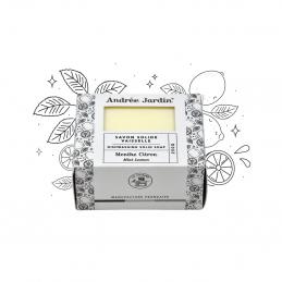 Naturalne mydło w kostce Sage/basil Andree Jardin