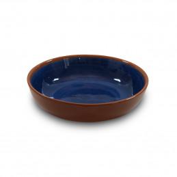 Gliniana miska 23cm Colorama Bleu Authentique Living