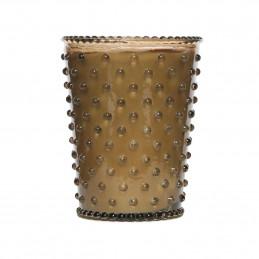 Ręcznie robiona świeca Nutmeg Hobnail Simpatico