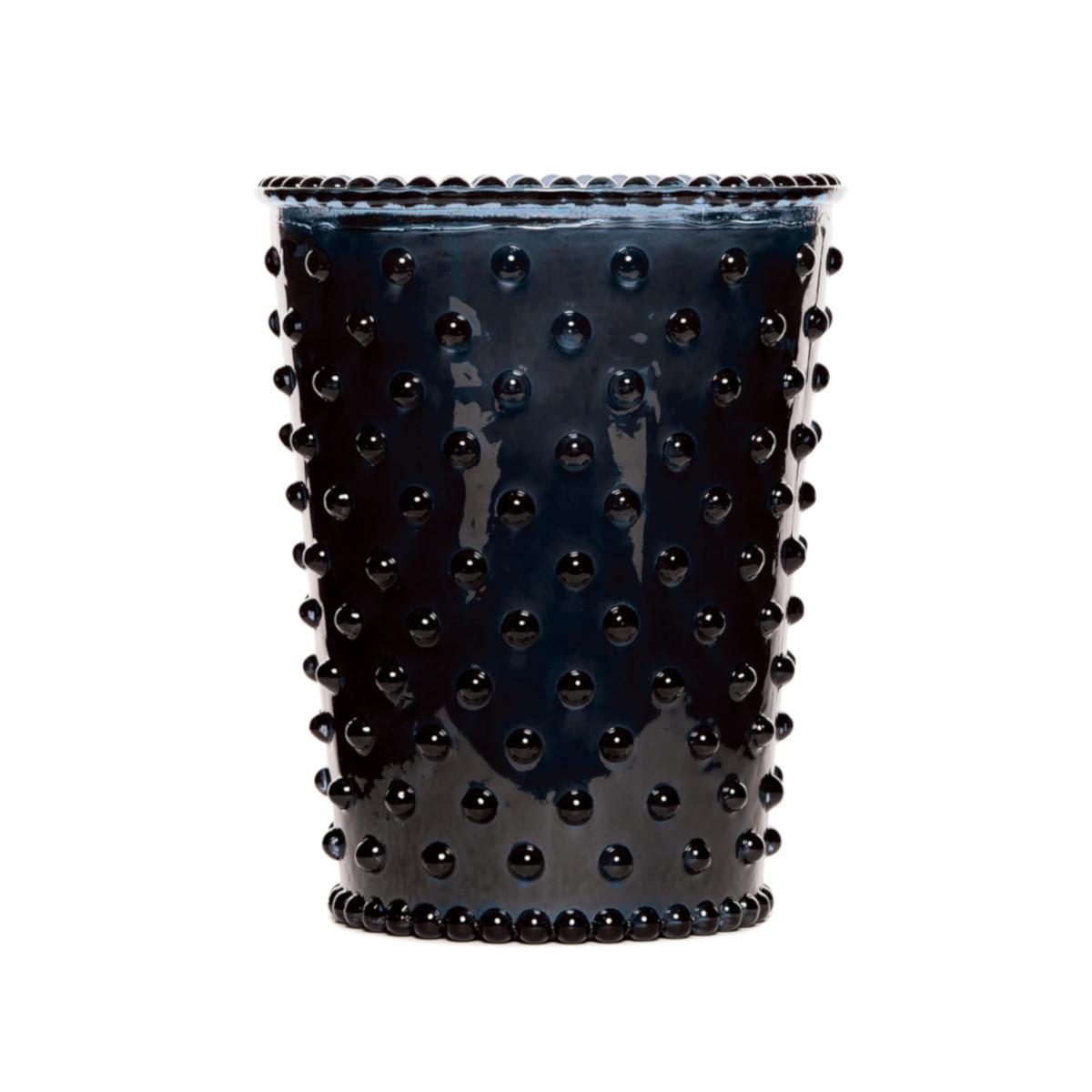 Aromatyczna świeca Glass Candle Midnight Hobnail