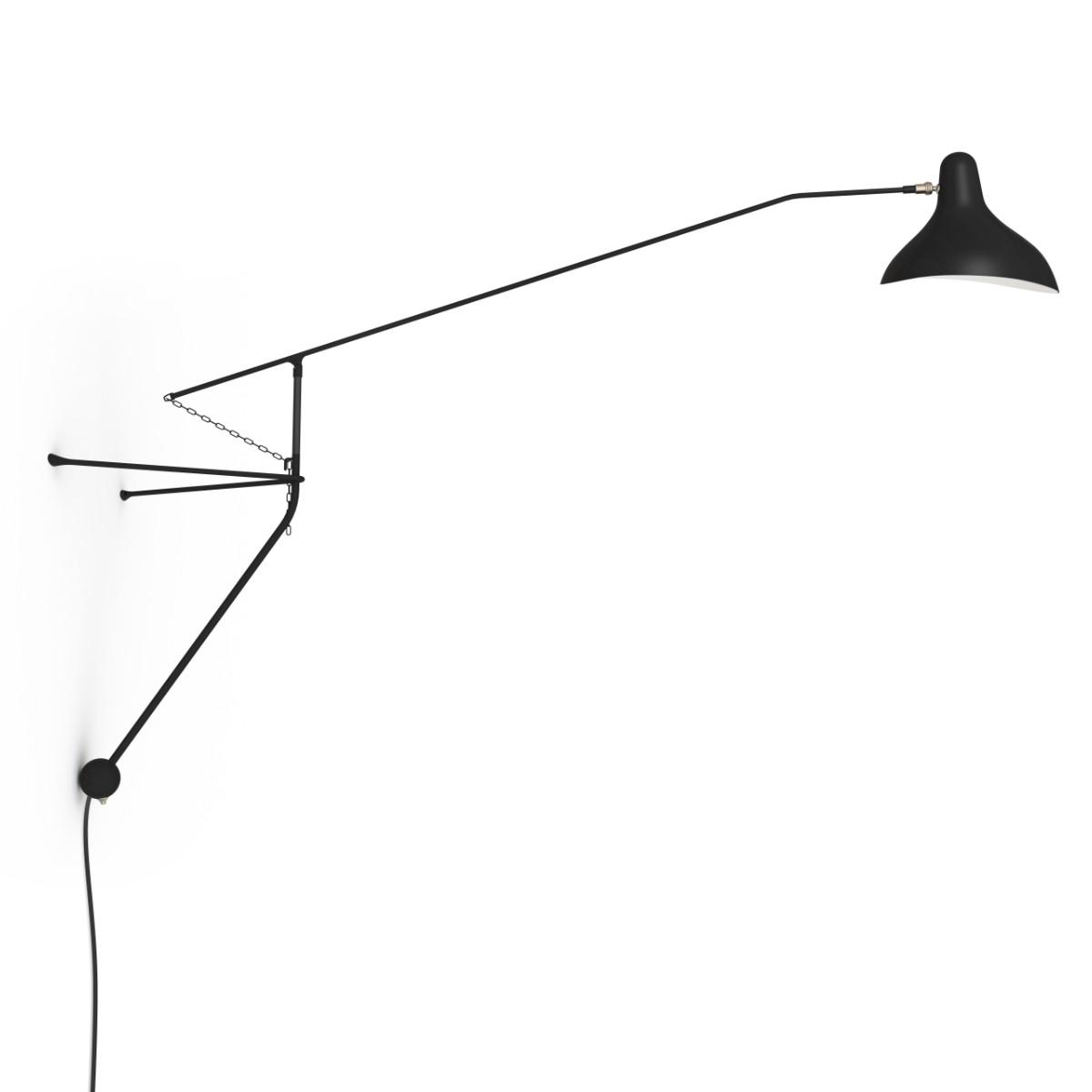 Lampa ścienna BS2 Mantis Schottlander DCW Editions