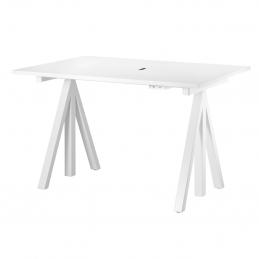 Laminowane biurko Desktop 120x78cm String