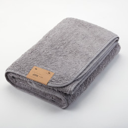Long Double Loop Towel 70x140 cm Anthracite take a NAP