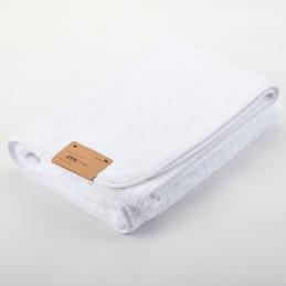 Long Double Loop Towel 70x140 cm White take a NAP