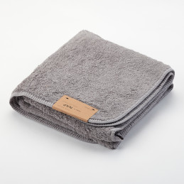 Ręcznik Long Double Loop Towel 50x100 cm Anthracite take a NAP