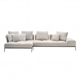 Sofa modułowa Pixel Light Saba