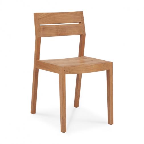 Drewniane krzesło ogrodowe Ethnicraft