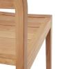 Szczegóły krzesła ogrodowego Ethnicraft