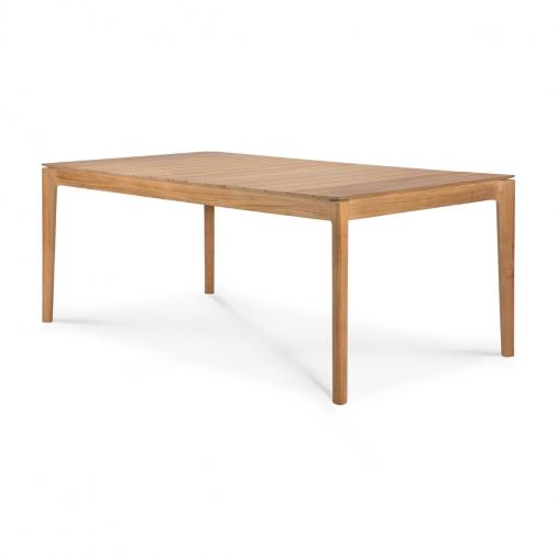 Drewniany stół outdoorowy