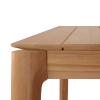 Detale stołu drewnianego