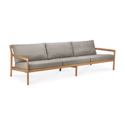 Sofa outdoorowa szara Ethnicraft