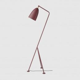 Lampa podłogowa Grossman Grashoppa w kolorze andorra red -Gubi