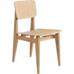 Olejowane krzesło C-Chair Veneer fornir GUBI