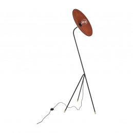 Lampa podłogowa Gatsby Velours Cognac Market Set