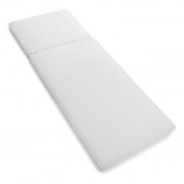 Poduszka na leżak outdoorowy August Serax - biała
