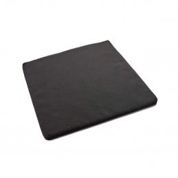 Poduszka siedziskowa August Serax w kolorze czarnym
