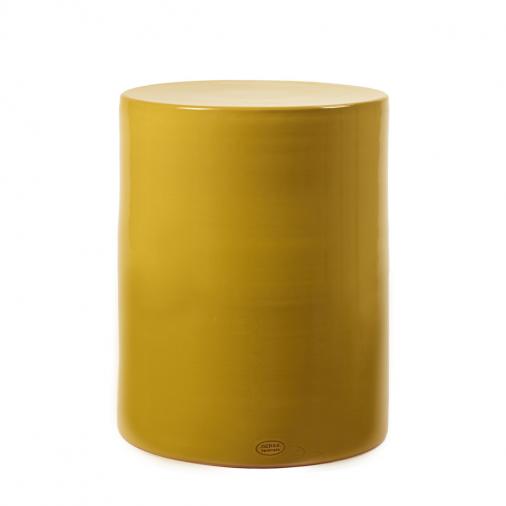 Stolik Pawn Ø37 Serax w kolorze ochra