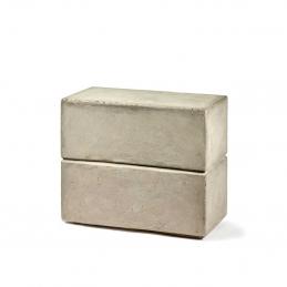 Stolik betonowy prostokątny Pawn Serax