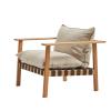 Fotel Brick NAP z pasami elastycznymi