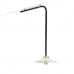 Czarna lampa sufitowa n°3 Valerie Objects