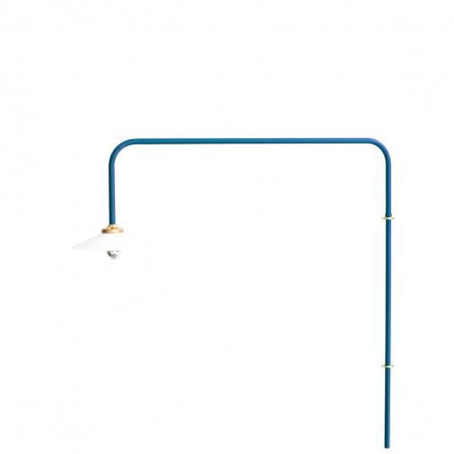 Niebieska lampa ścienna n°5 Valerie Objects