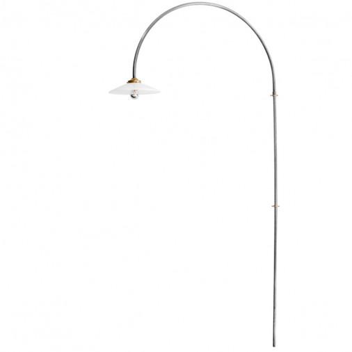 Industrialna nielakierowana lampa ścienna n°2 Valerie Objects