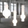 kolekcja Lamp wiszących Novecento Serax z mlecznego szkła