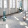 Szklane lampy wiszące Novecento Grey Serax