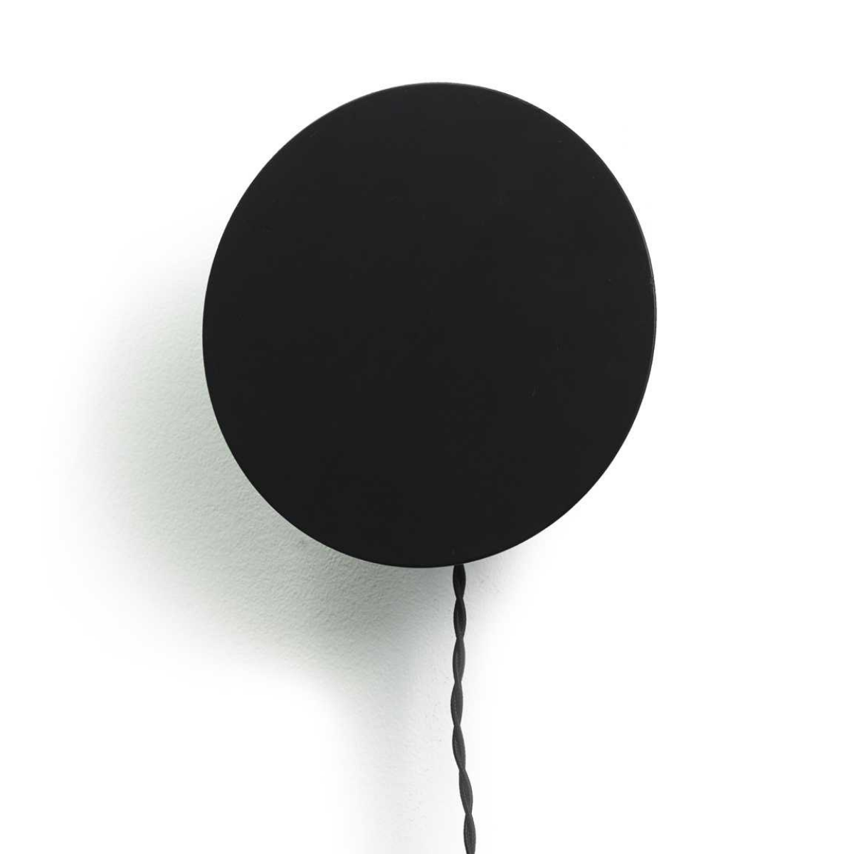 Lampa ścienna Scudo Black Serax