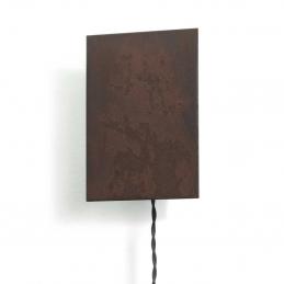 Lampa ścienna Scudo Rust Serax