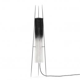 lampa stołowa Kiki Serax zakończona ostrymi igłami