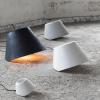 komplet betonowych lamp Eaunophe Serax