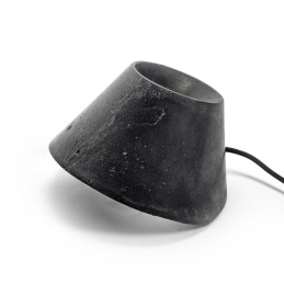 Lampa stołowa Eaunophe S Black Serax