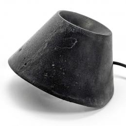 Betonowa Lampa podłogowa Eaunophe L Black Serax