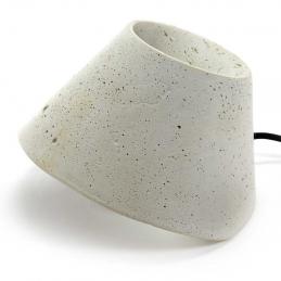 Betonowa lampa outdoorowa Eaunophe L White Serax
