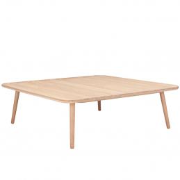 Drewniany stolik Love 120x120 Sits